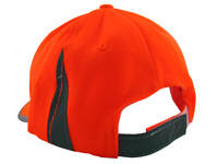 Pomarańczowa czapka odblaskowa